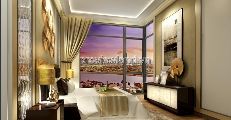 Bán căn hộ 1 phòng ngủ tại The Nassim Quận 2 tầng 11 diên tích 55m2