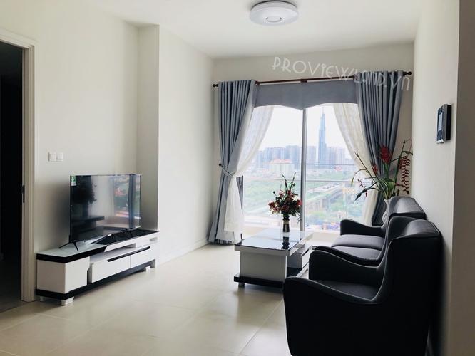 Căn hộ cao cấp cho thuê tại Gateway Thảo Điền diện tích 101m2 gồm 2 phòng ngủ