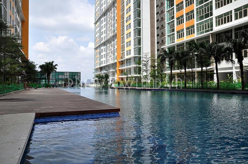 Căn hộ The Vista An Phú cho thuê diện tích 140m2 với 3 phòng ngủ view đẹp