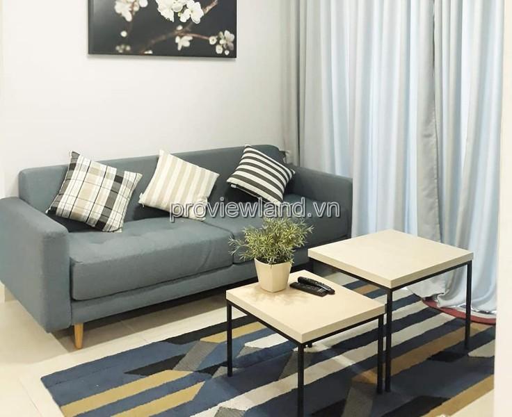 Cho thuê căn hộ dịch vụ Quận 2 dự án Masteri Thảo Điền 2 phòng ngủ dọn dẹp 2 lần tuần