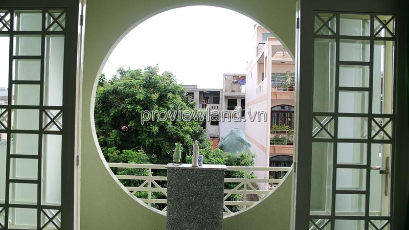 Cho thuê nhà nguyên căn mặt tiền Lê Quang Định Quận Bình Thạnh 5 phòng ngủ