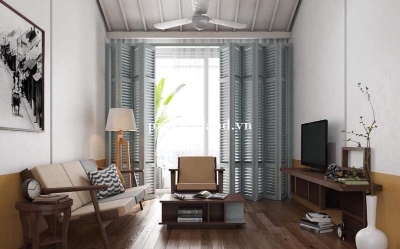 Cho thuê căn hộ Kingston Residence Quận Phú nhuận 2 phòng ngủ 80m2 full nội thất