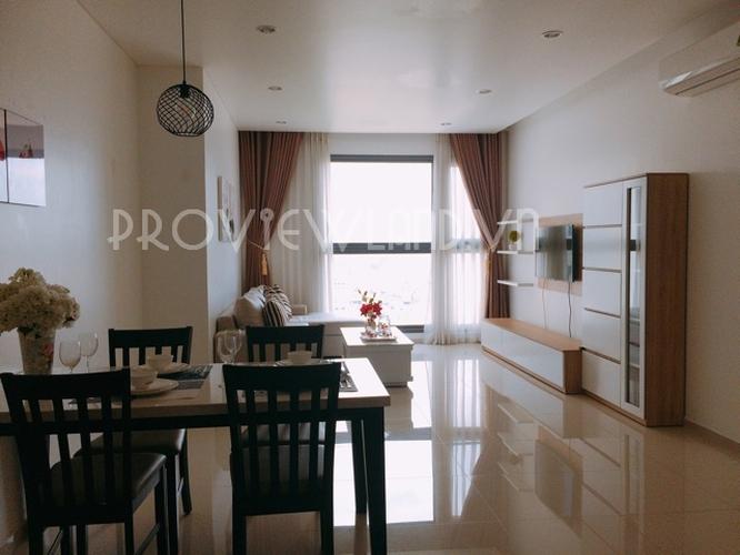 Cho thuê căn hộ Pearl Plaza Bình Thạnh diện tích 101m2 với 2 phòng ngủ