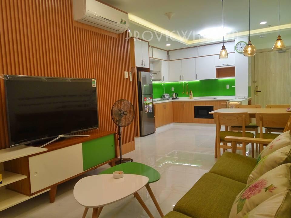 Cần cho thuê căn hộ tại Riva Park Quận 4 với 2 phòng ngủ view đẹp