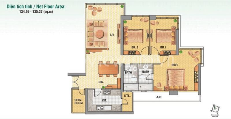 sai-gon-pearl-apartment-3beds-for-rent-sale-12