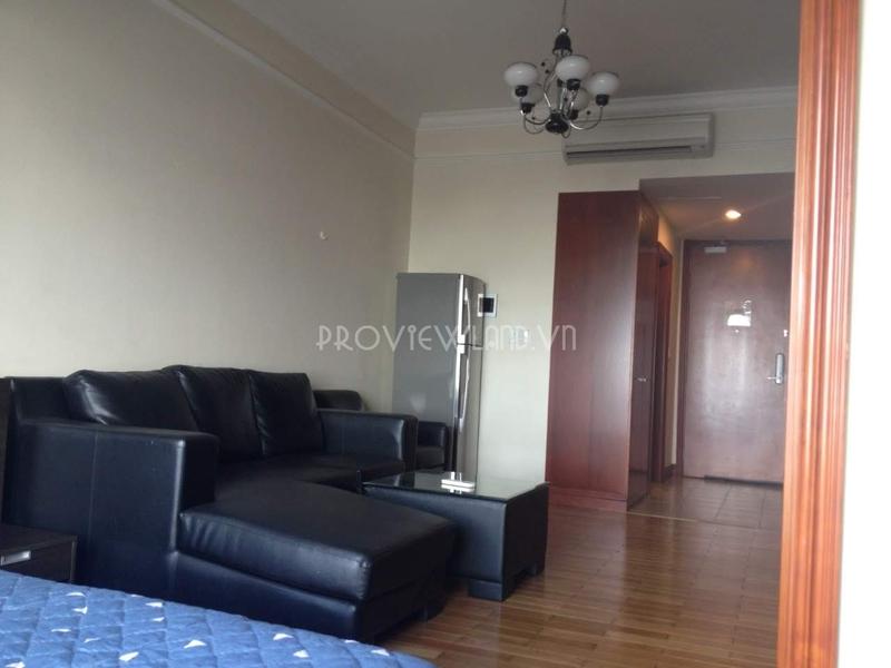 Cho thuê căn hộ The Manor tầng cao diện tích 38m2 đầy đủ nội thất