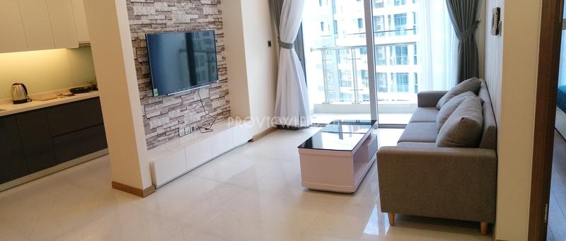 Căn hộ cao cấp Vinhomes Central Park cho thuê giá tốt với 3 phòng ngủ view đẹp