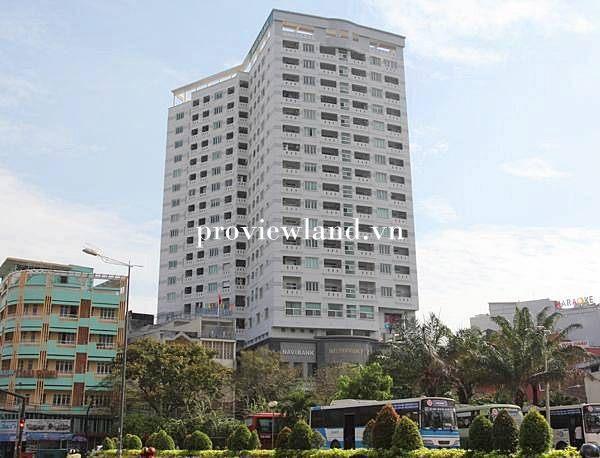 Cho thuê căn hộ dịch vụ International Quận 1 2 phòng ngủ 108m2 nội thất sang trọng