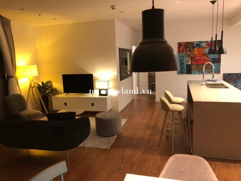 Cho thuê căn 2 phòng ngủ 105m2 nội thất sang trọng tại City Garden Bình Thạnh