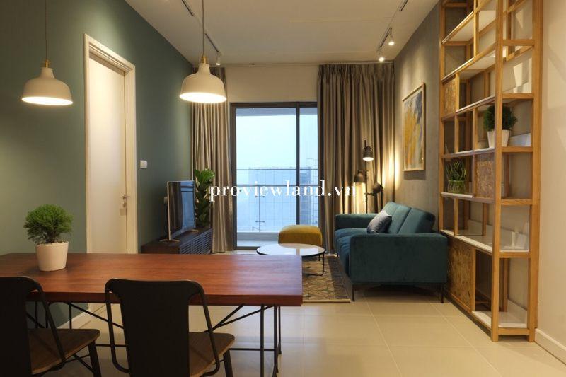 Cho thuê căn hộ Gateway Thảo Điền 3 phòng ngủ full nội thất