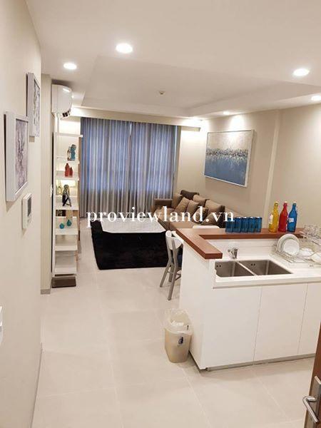 Căn hộ The Gold View Quận 4 cho thuê 2 phòng ngủ full nội thất