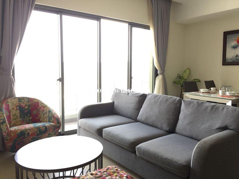 Căn hộ Masteri Thảo Điền cho thuê tháp T1 3 phòng ngủ full nội thất