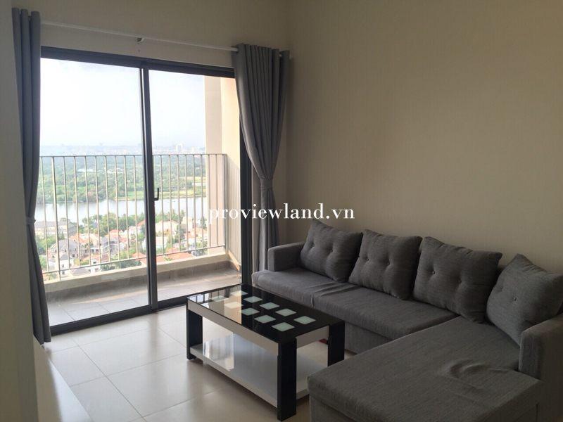 Cho thuê căn hộ 3 phòng ngủ full nội thất View sông tại Masteri Thảo Điền