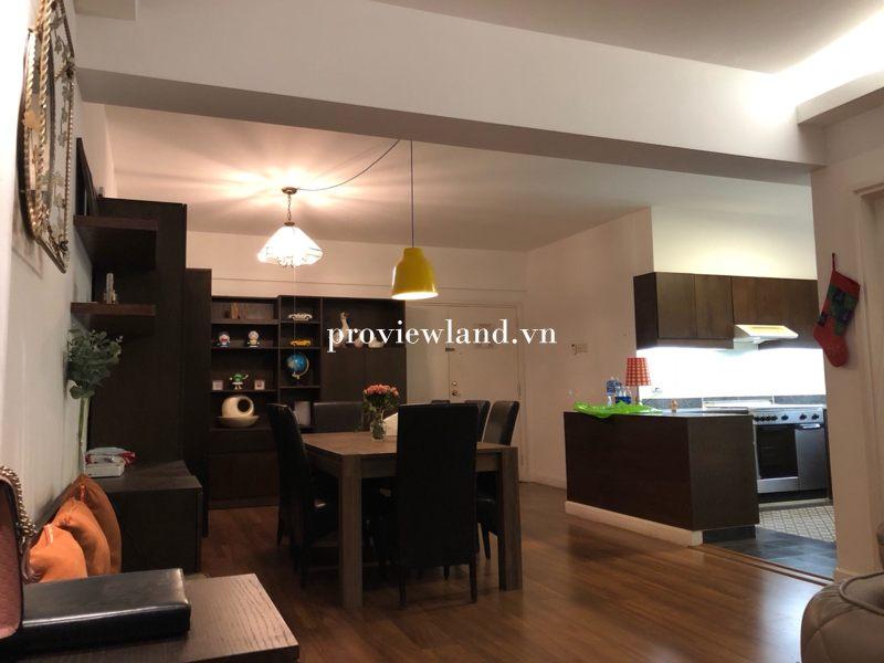 Cần cho thuê căn hộ Parkland Quận 2 diện tích 116m2 2 phòng ngủ