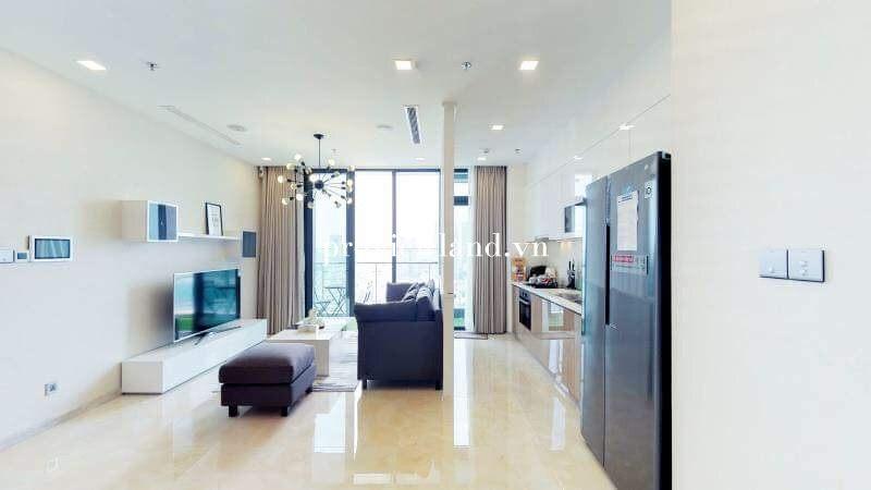 Cho thuê căn hộ Vinhomes Golden River 3 phòng ngủ nội thất cao cấp view đẹp