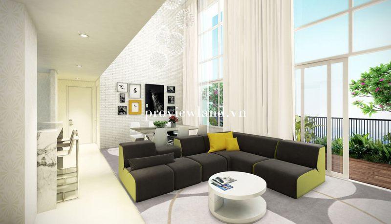 Bán căn hộ Vista Verde Tháp Orchid tầng 7 4 phòng ngủ 203m2