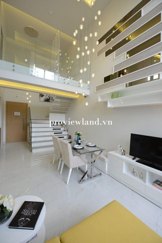 Bán căn hộ Duplex Vista Verde 4 phòng ngủ diện tích 197m2
