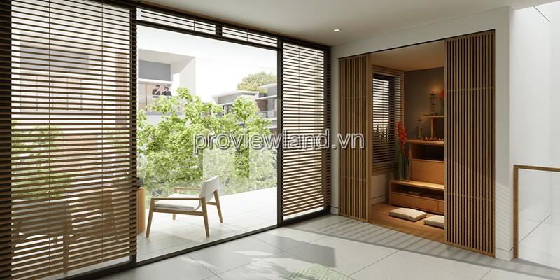 Palm Residene Quận 2 bán biệt thự 144m2 1 trệt 2 tầng nhà thiết kế SIÊU VIP