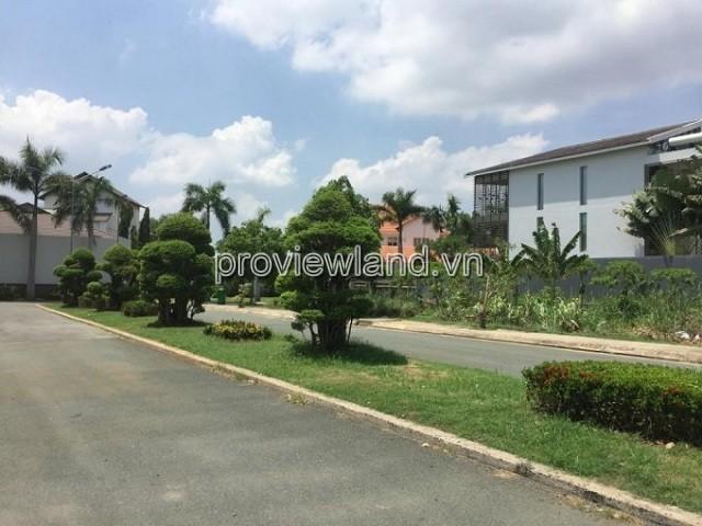 Bán đất khu compound Thảo Điền đường Nguyễn Văn Hường 263m2 thổ cư 100%
