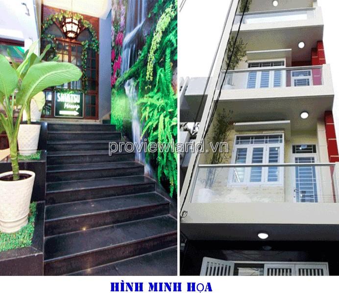 Bán khách sạn siêu đẹp đường Lý Thường Kiệt Quận 10 1 hầm 8 lầu diện tích 20x16m