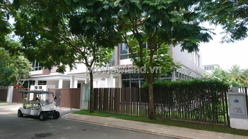 Biệt thự cao cấp Riviera Cove Quận 9 cho thuê với 5 phòng ngủ 6WC 543m2 diện tích