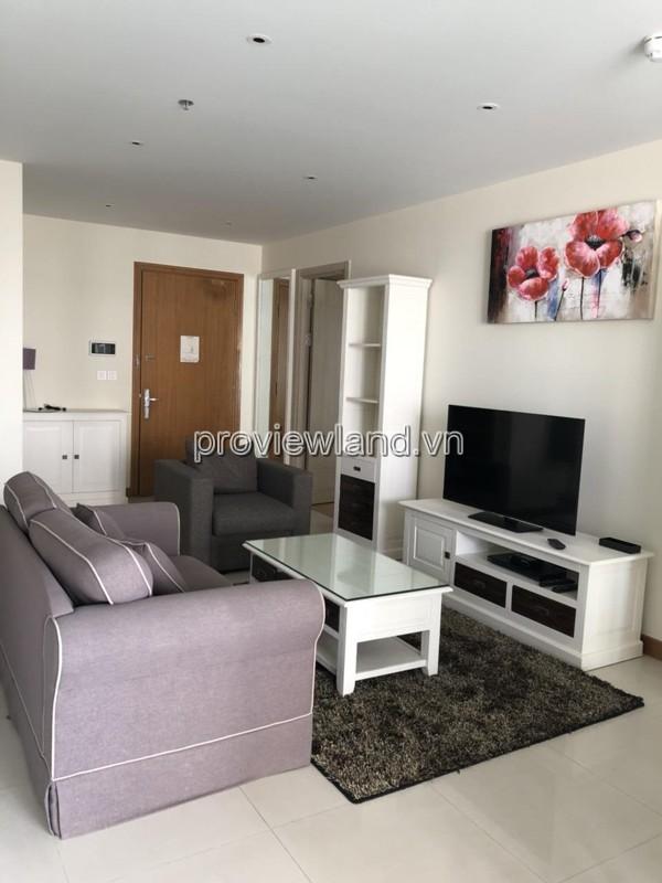 Cho thuê căn hộ Đảo Kim cương quận 2 giá tốt với 2 phòng ngủ nội thất đầy đủ