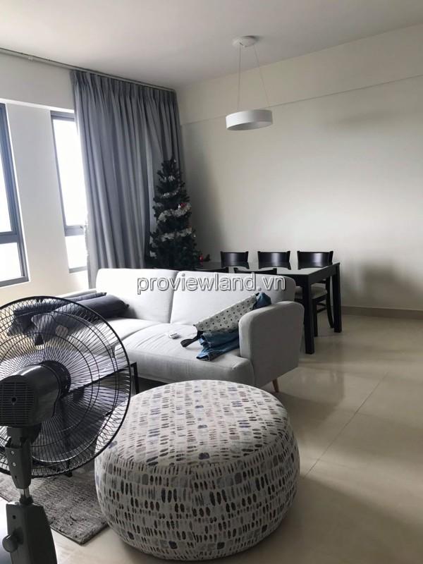 Cho thuê căn hộ Masteri Thảo Điền 3 phòng ngủ full nội thất
