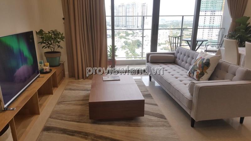 Căn hộ The Nassim Thảo Điền cần bán view sông có 2 phòng ngủ diện tích 85m2