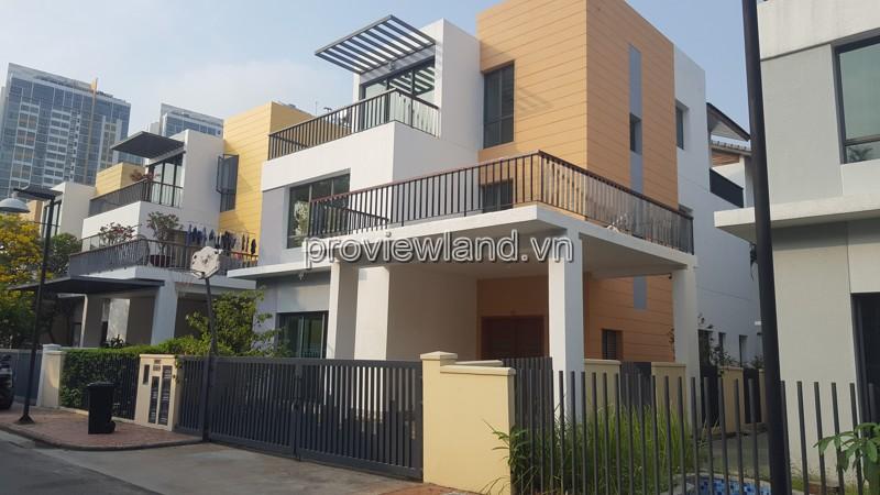 Cho thuê Villa Riviera An Phú Quận 2 diện tích 320m2 4 phòng ngủ 2 phòng khách