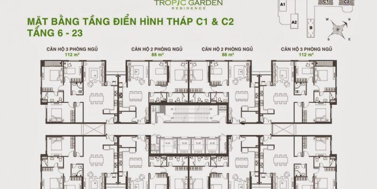 mat-bang-can-ho-tropic-garden-quan-2-tang-6-den-tang-23-cua-toa-thap-c1-c2