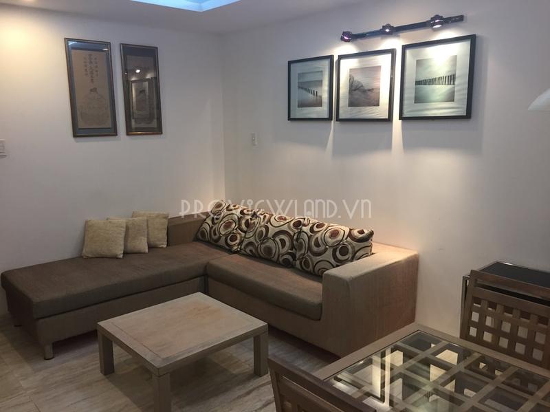 Căn hộ dịch vụ cho thuê tại Điện Biên Phủ quận Bình Thạnh thiết kế thoáng rộng