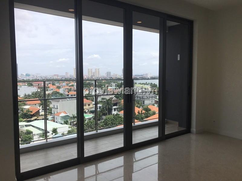 Cho thuê căn hộ 145m2 tại The Nassim Thảo Điền nội thất dính tường