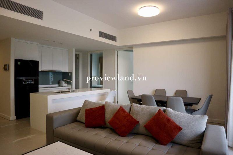 Cho thuê căn hộ 2 phòng ngủ 90m2 full nội thất ban công rộng tại Gateway Thảo Điền