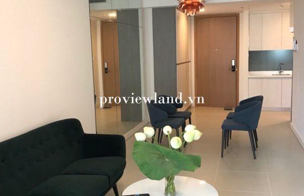 Bán gấp căn hộ Gateway Thảo Điền view rộng nội thất đầy đủ 58m2 1 phòng ngủ