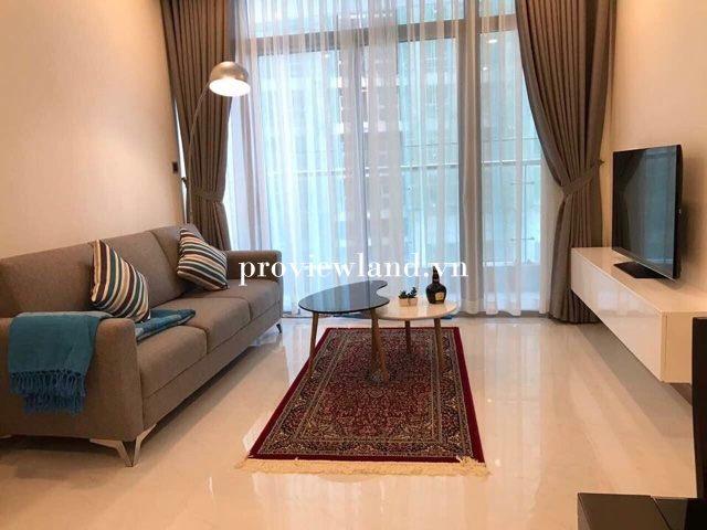 Bán căn hộ Vinhomes Central Park 2 phòng ngủ 70m2 full nội thất tại tháp Park 1