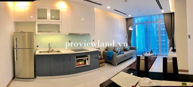 Vinhomes Central Park for rent, 2 bedroom, 70m2 furnished