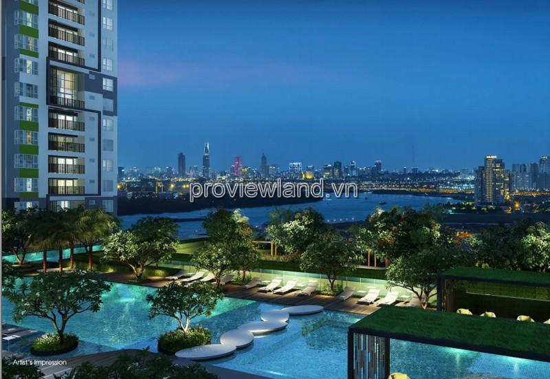 Bán căn hộ Duplex Vista Verde tầng 11 bán rẻ hơn thị trường 150 triệu DT 110m2