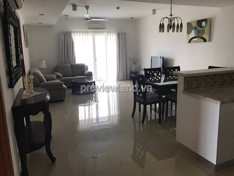 Cần bán LỖ căn hộ River Garden Quận 2 tầng cao diện tích 135m2 2 phòng ngủ
