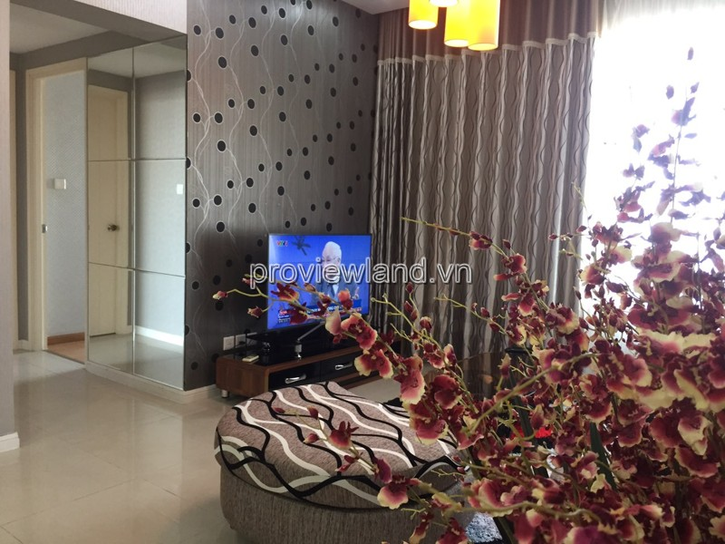 Căn hộ Saigon Pearl tầng thấp cần bán có 2 phòng ngủ full nội thất