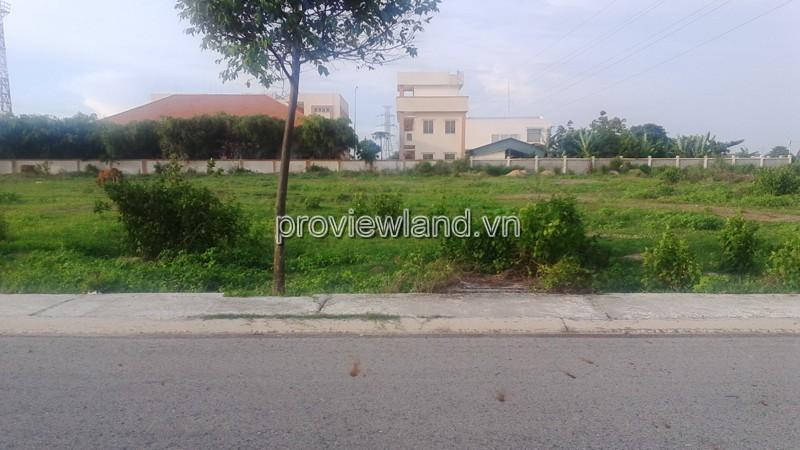 Bán lô đất tại Lương Đình Của ngay khu Đô Thị Thủ Thiêm có DT 3000m2 sở hữu tư nhâncó sổ đỏ