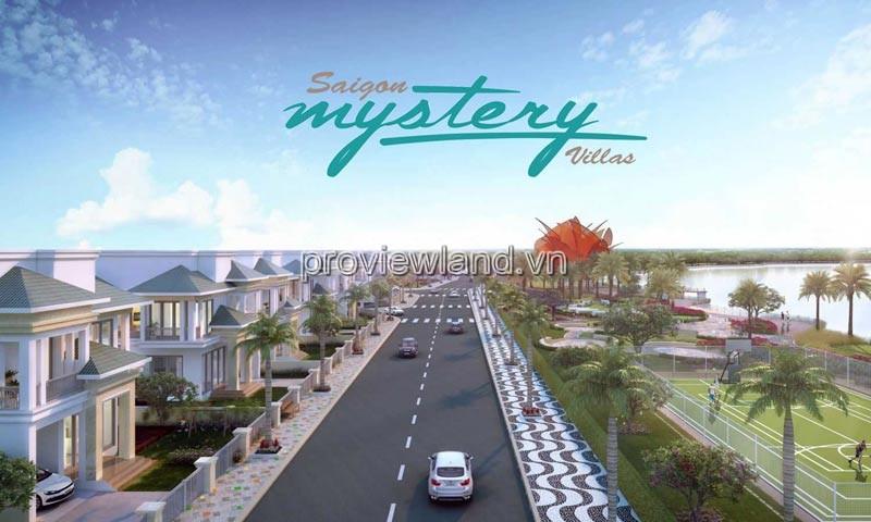 Bán đất nền khu Mystery Hưng Thịnh liền kề Đảo Kim Cương có diện tích 7x18m