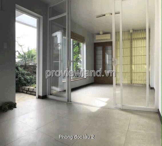 Cần bán gấp nhà phố Quận 2 Thảo Điền Nguyễn Văn Hưởng 109m2 1 trệt 2 lầu