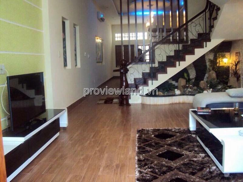 Nhà phố đẹp tại Quận 2 Thảo Điền cần bán có diện tích 117m2 1 trệt 2 lầu sân thượng