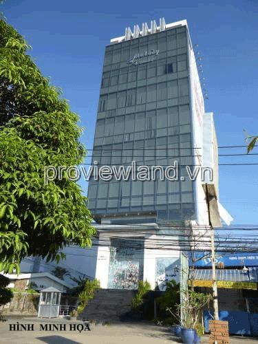 Bán Tòa Nhà Văn Phòng mặt tiền đường Trường Sơn đối diện sân bay 1 hầm 7 tầng