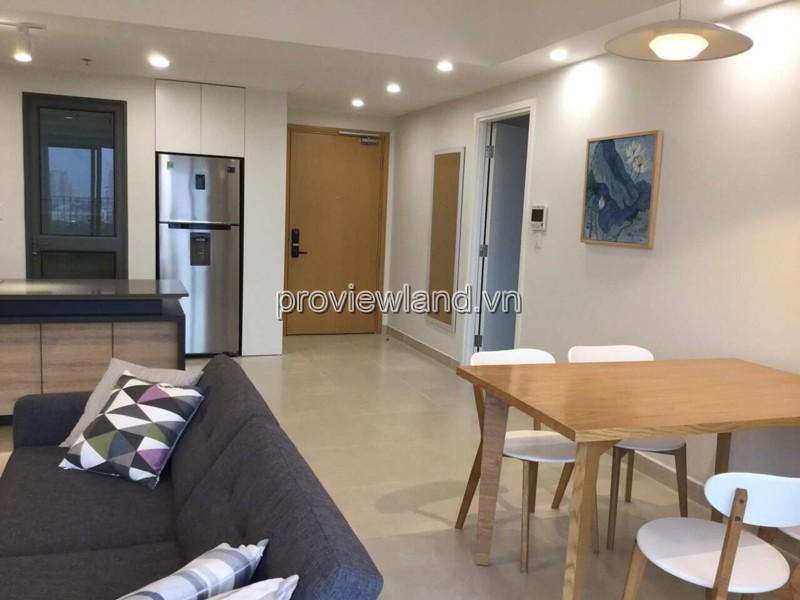 Căn hộ Masteri Thảo Điền có diện tích 94m2 3 phòng ngủ đầy đủ nội thất