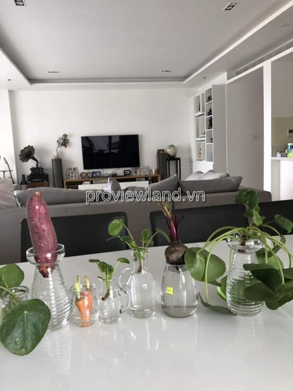 Căn hộ cho thuê tại Đảo Kim Cương 2 phòng ngủ diện tích 110m2 tầng thấp