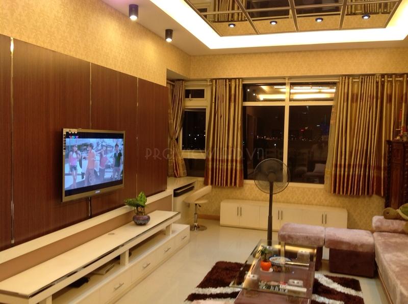 Căn hộ Saigon Pearl cần cho thuê tại Bình Thạnh với 4 phòng ngủ view đẹp