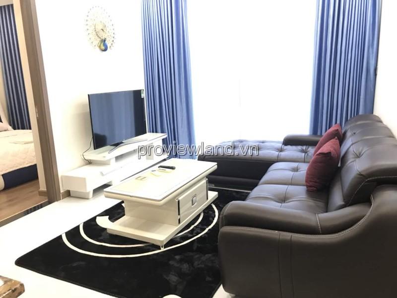 Cho thuê căn hộ Vinhomes Central Park 2PN 80m2 toà Park 4 nhà trống vào ở ngay