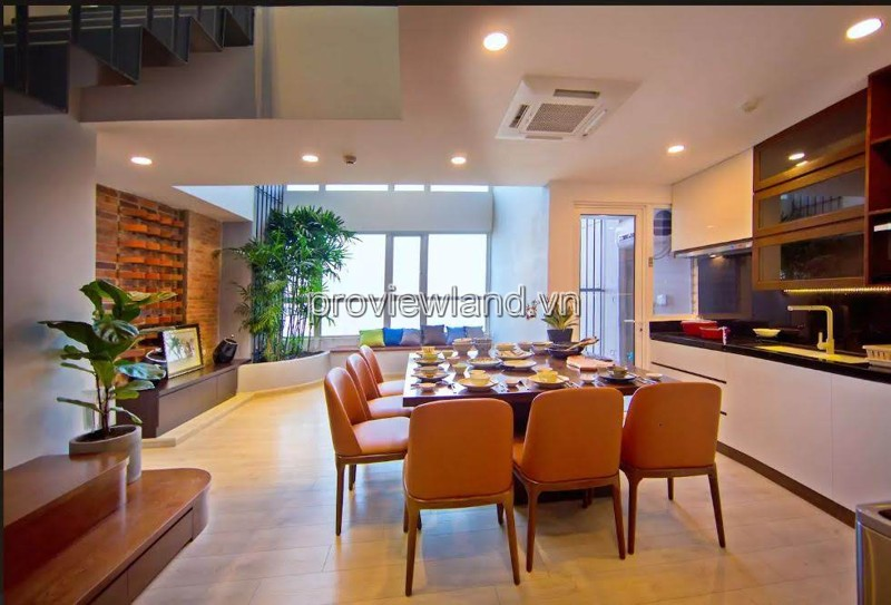Duplex apartment for sale in Vista Verde with 3 bedrooms full furniture