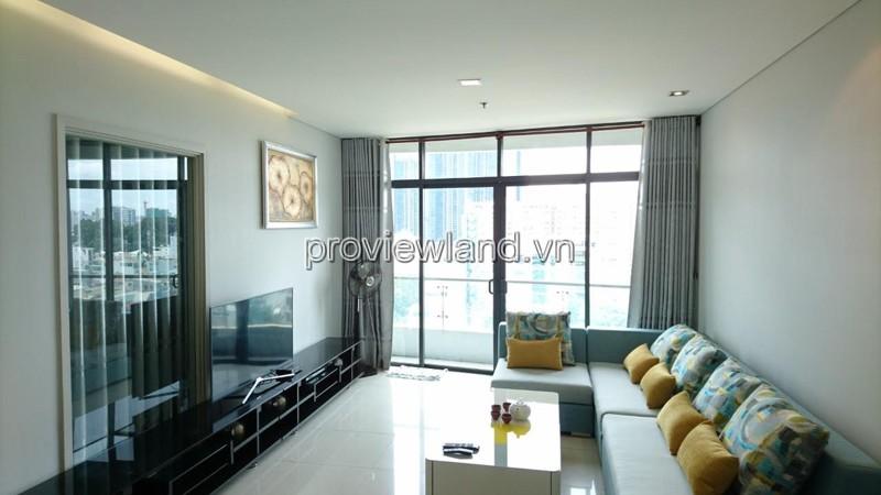 Cho thuê căn họ 1 phòng ngủ tại City Garden tầng trung đầy đủ nội thất giá tốt